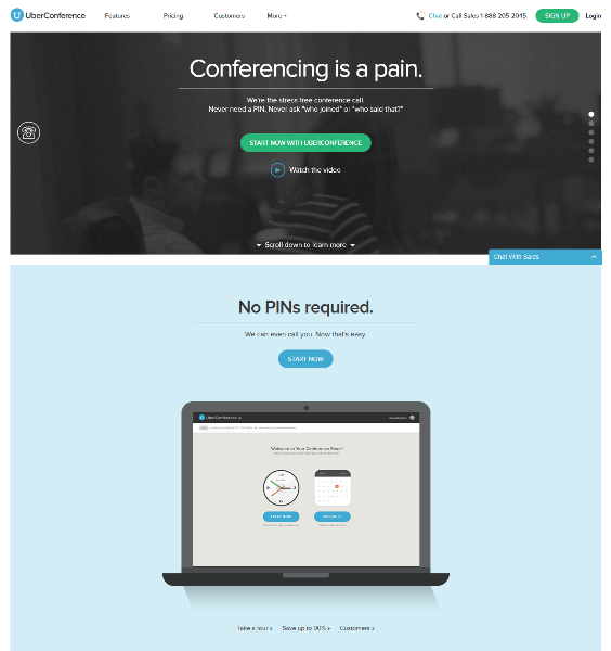 Free Conference Calls - UberConference