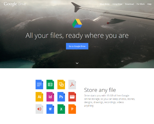 Google Drive - Cloud Storage & File Backup for Photos